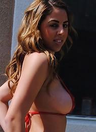 Super Awesome Micro Bikini Teen Teen Porn Pix