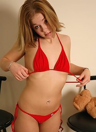 Tiny Tits And A Cute Smile On Pretty Female Teen Porn Pix