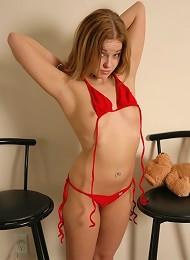 Teen Takes Off Her Bikini In Front Of You Teen Porn Pix