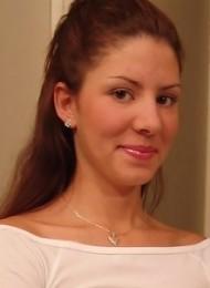 Tara Posing In A Braless White Top Teen Porn Pix