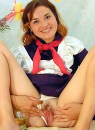Russian Teen School-girl Teen Porn Pix