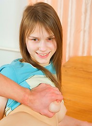 Banged Hard On The Table Teen Porn Pix