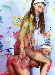 Very Dirty Teenager Petting Muffs Teen Porn Pix