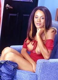 Hot Young Ebony Babe Teen Porn Pix