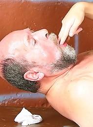 Beauty Pleases A Bearded Old Man Teen Porn Pix