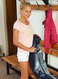 Sporty Teenager Teen Porn Pix
